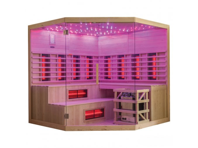 Kombinovana sauna Prowell Combi Premium Line 3