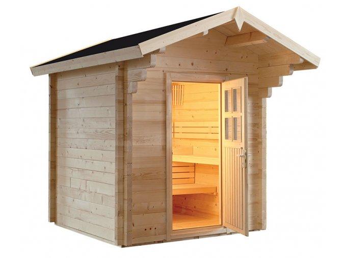 Vonkajsia sauna Relaxo 08 1