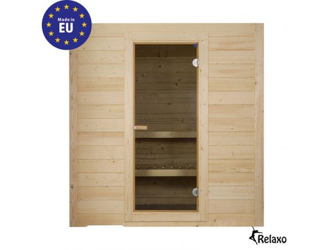 Finska sauna Relaxo 07 L 01
