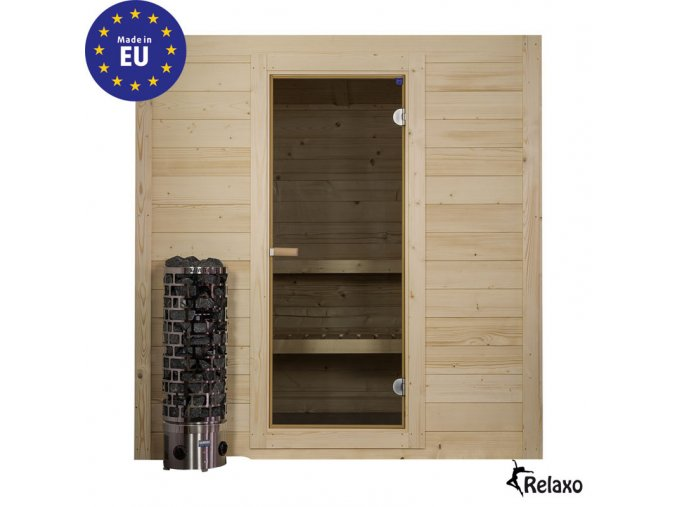 Finska sauna Relaxo 07 M