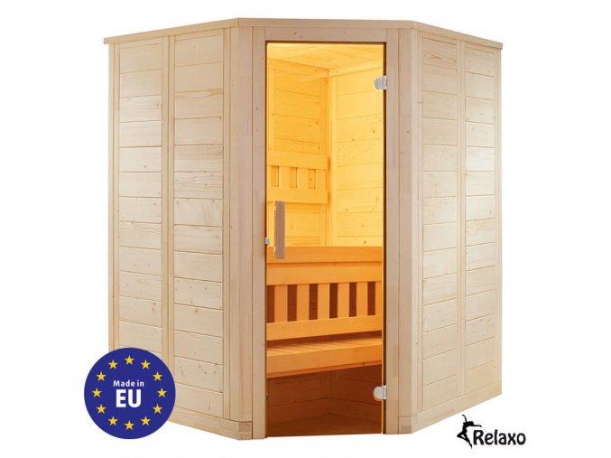 Finska sauna Relaxo 06 MI