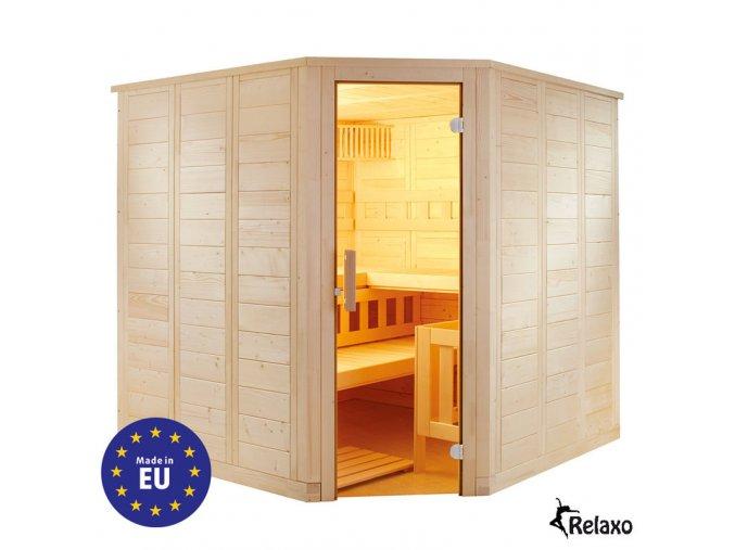 Finska sauna Relaxo 06 C