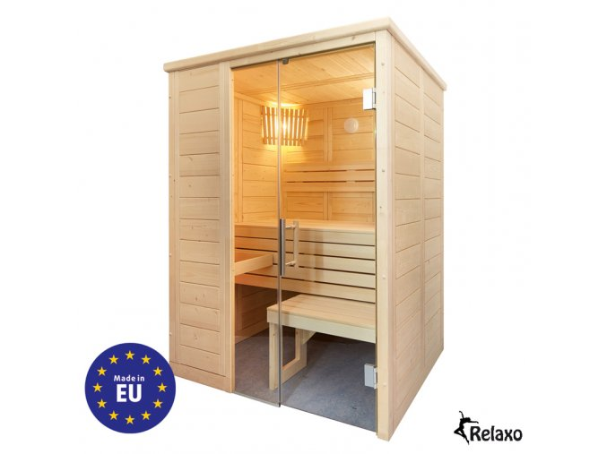 Finska sauna Relaxo 01 MI