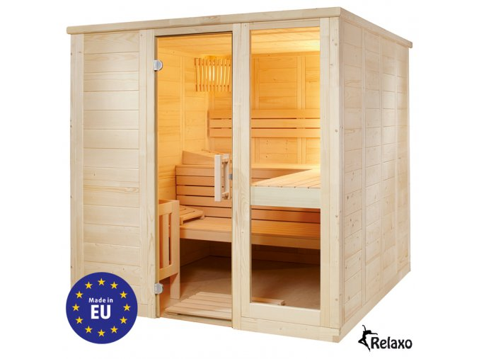 Finska sauna Relaxo 03 S