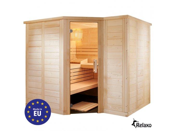 Finska sauna Relaxo 04 S