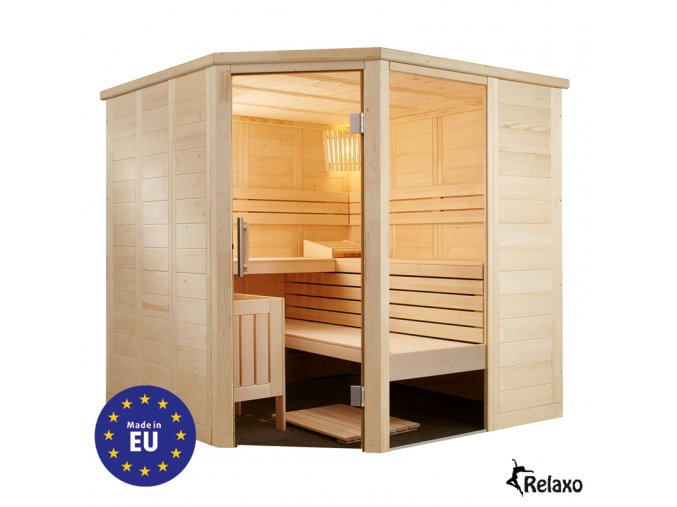 Finska sauna Relaxo 01 C