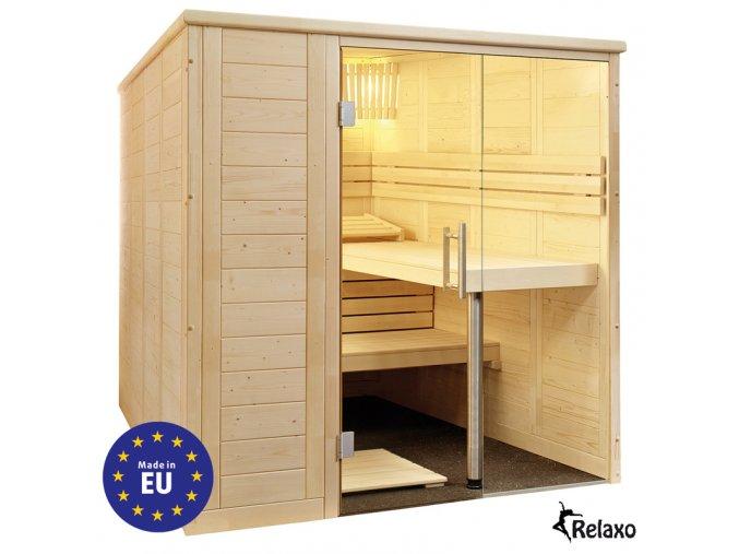 Finska sauna Relaxo 01 L