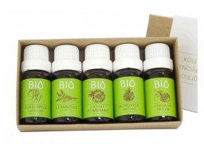 kolekce 2 100 bio esencialne oleje hanscraft