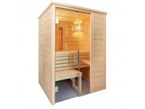 Kombinovana sauna Relaxo 01 MI 1