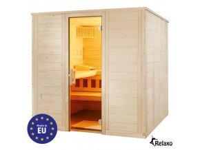 Finska sauna Relaxo 06 L