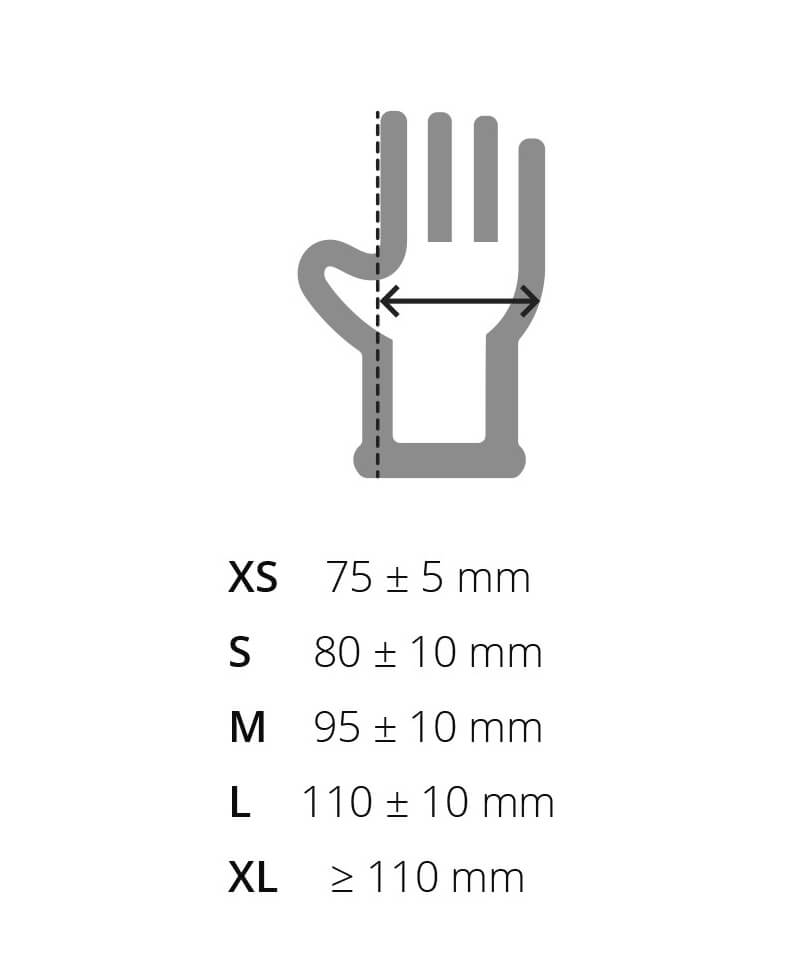 velikost-rukavice