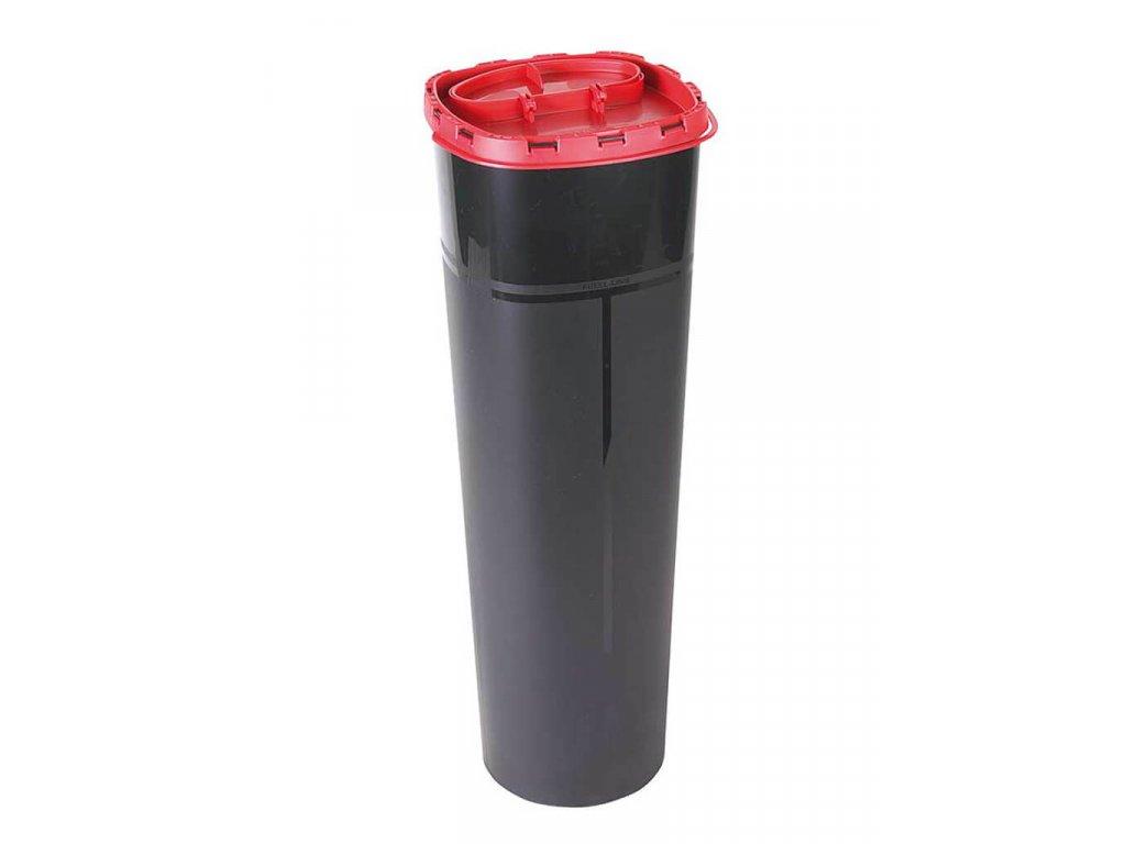 likvidační box na kontaminovaný a nebezpčený odpad 5 litrů
