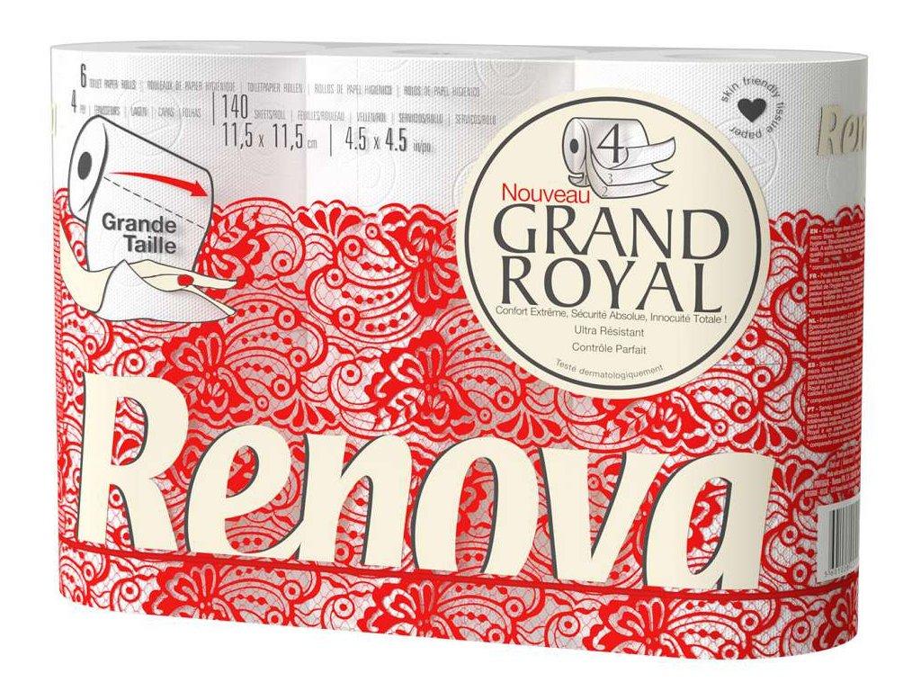 toaletní papír grand royal