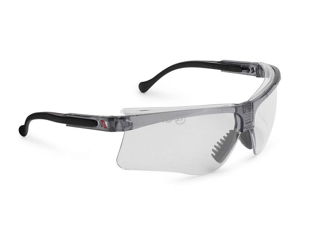 moderní ochranné brýle čiré premium