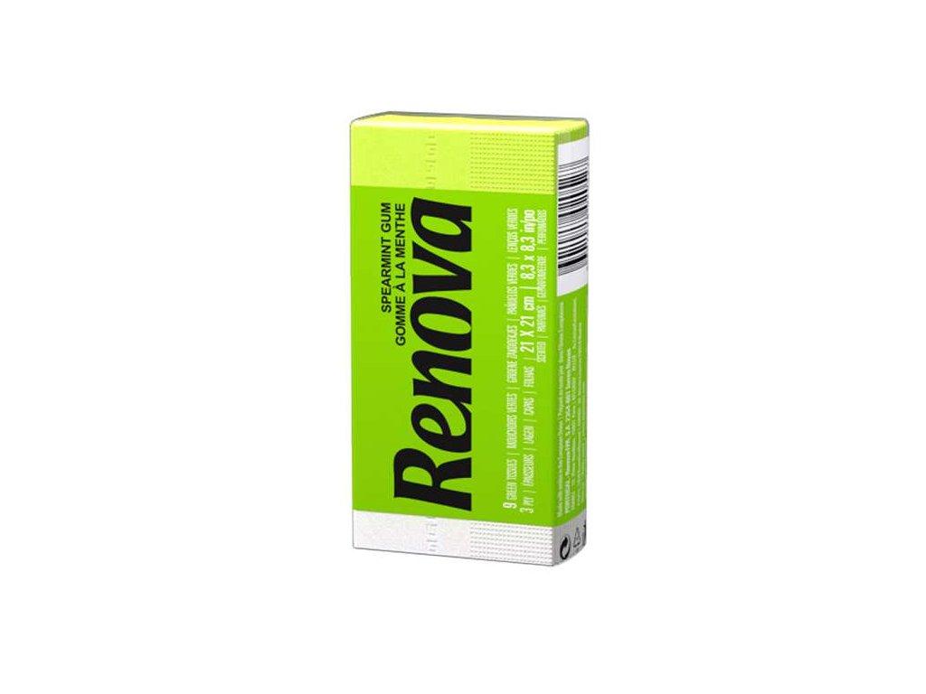 papírové kapesníčky do kapsy zelené balíček