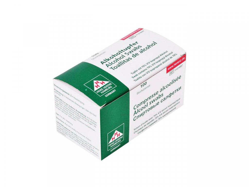 unigloves dezinfekcni tampony