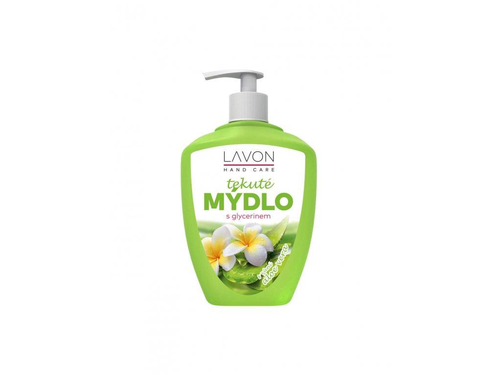 tekuté mýdlo na ruce s glycerinem