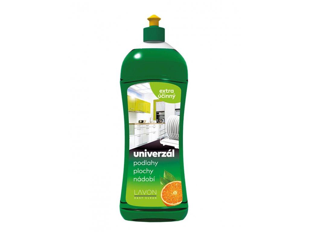 univerzální prostředek na mytí nádobí a podlahy