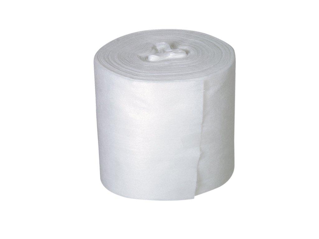 unigloves suché dezinfekční ubrousky k čištění v bílé roli