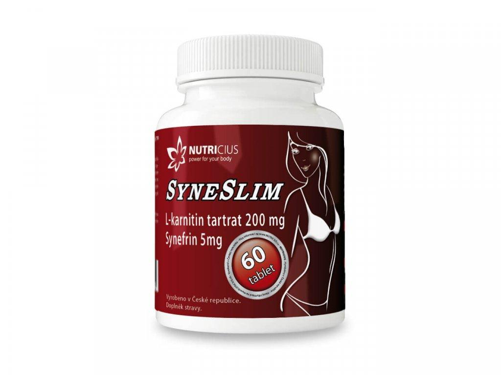 nutricius Syneslim synefrit + karnitin 60 tablet