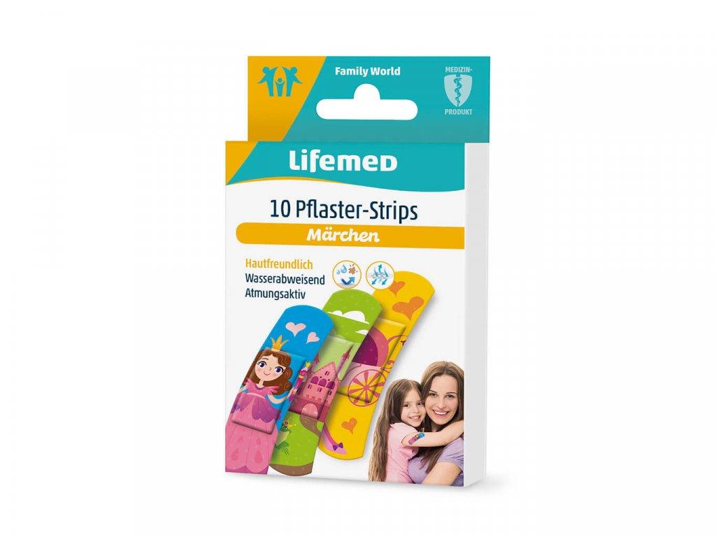 699552 veselé dětské náplasti s obrázky z pohádky