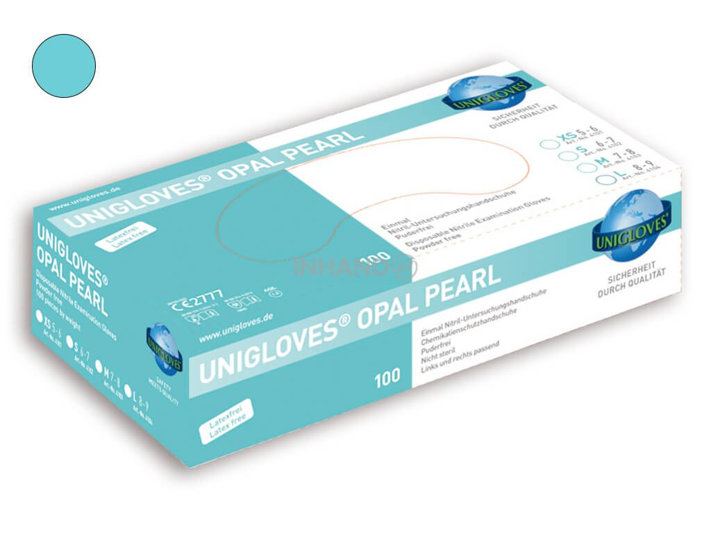 unigloves nitril opal pearl