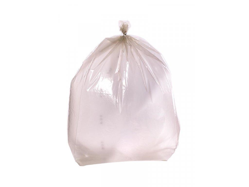 pytel na odpad recyklovatelny 250l bílý