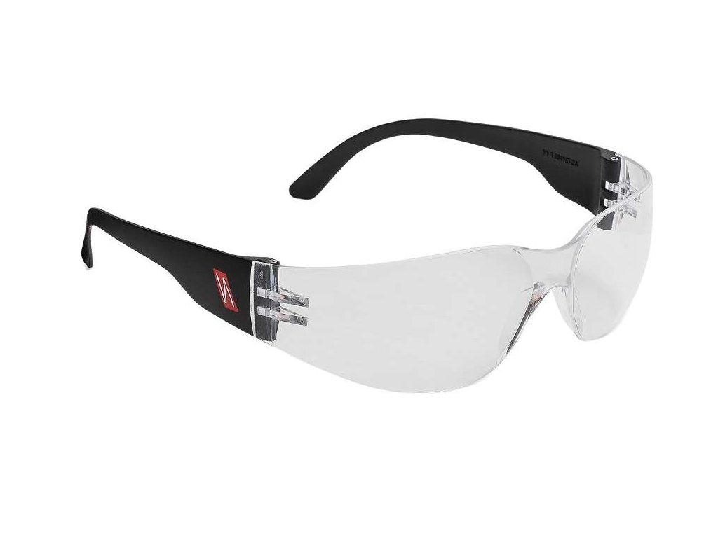 moderní ochranné brýle čiré nitras