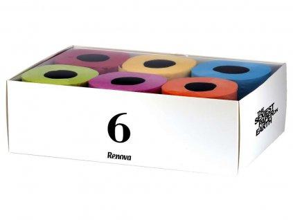 mix barev toaletni papir