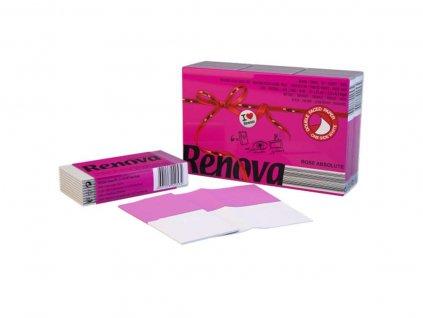 papírové kapesníčky do kapsy tmavě růžové balíček