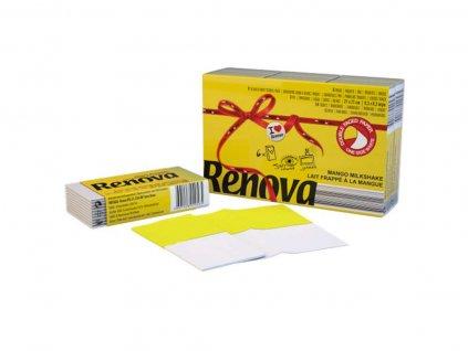 papírové kapesníčky do kapsy žluté balíček