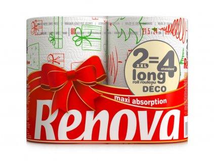 kuchyňské ubrousky vánoční edice
