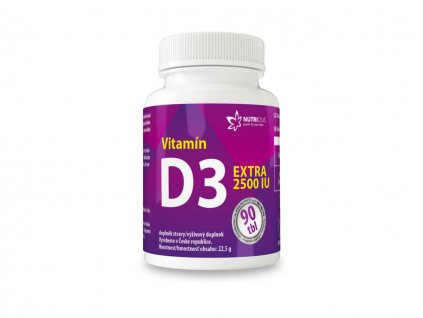 2006 1 vitamin d3 extra 2500 iu 90 tablet