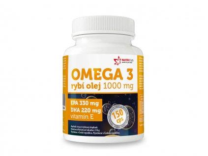 nutricius OMEGA3 rybí olej