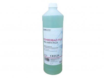 97 601 dezinfekční a čistící prostředek rotačních nástrojů bohrerbad plus 1 litr