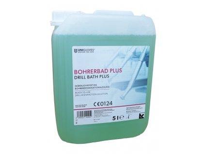 97 605 dezinfekční a čistící prostředek rotačních nástrojů bohrerbad plus 5 litrů