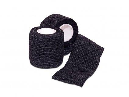 elastická bandáž černá