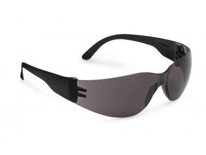 moderní ochranné brýle tmavé nitras