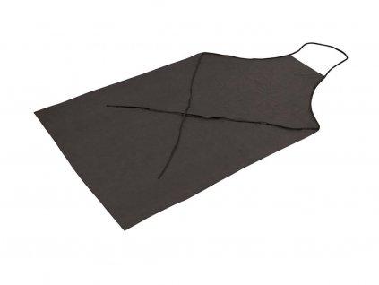 unigloves ochranná zástěra proti znečištění černá