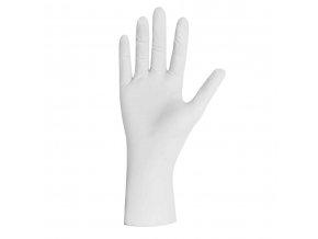 unigloves nitril white pearl