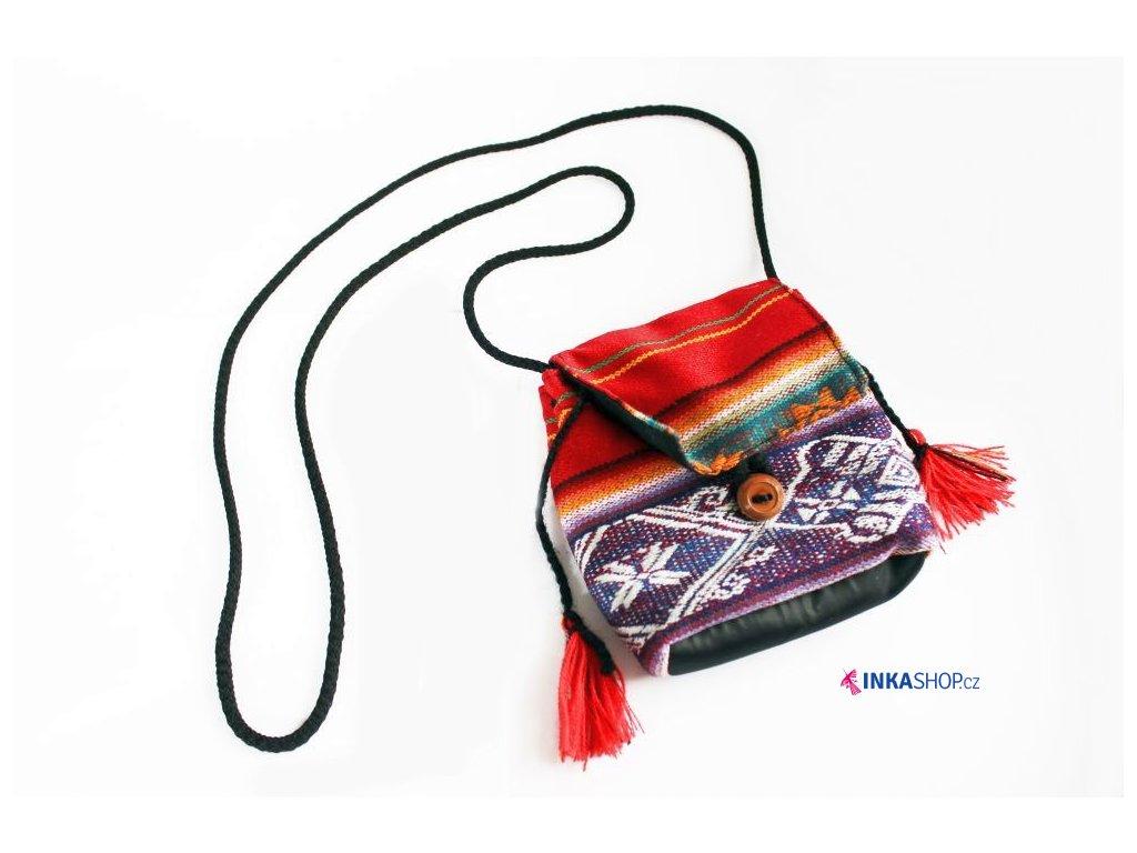 Malá taška z Ekvádoru