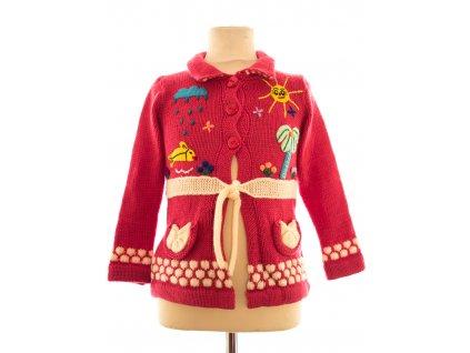 detsky svetr zapinaci na knofliky a pasek 03