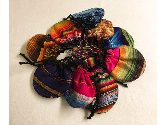 Minipeněženky z Ekvádoru