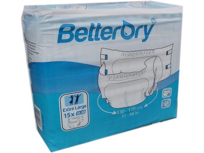 BetterDry - XL (15ks)