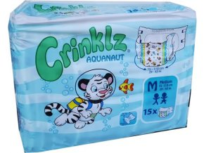 CrinklZ Aqua - M (15ks)