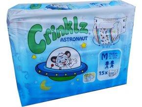 CrinklZ Astronaut - M (15ks)
