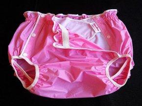 Japan Style  PVC Hose rosa-pink - M  78-98cm