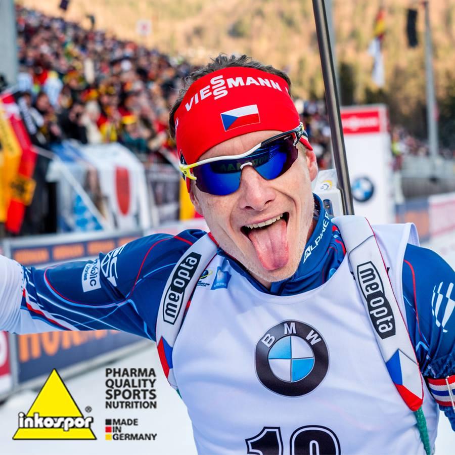 Ondřej Moravec bere 2. místo v závodě na 20 km v Ruhpoldingu!