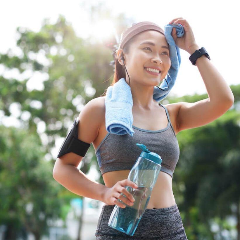 Jak hydratovat organimus při sportovním výkonu?