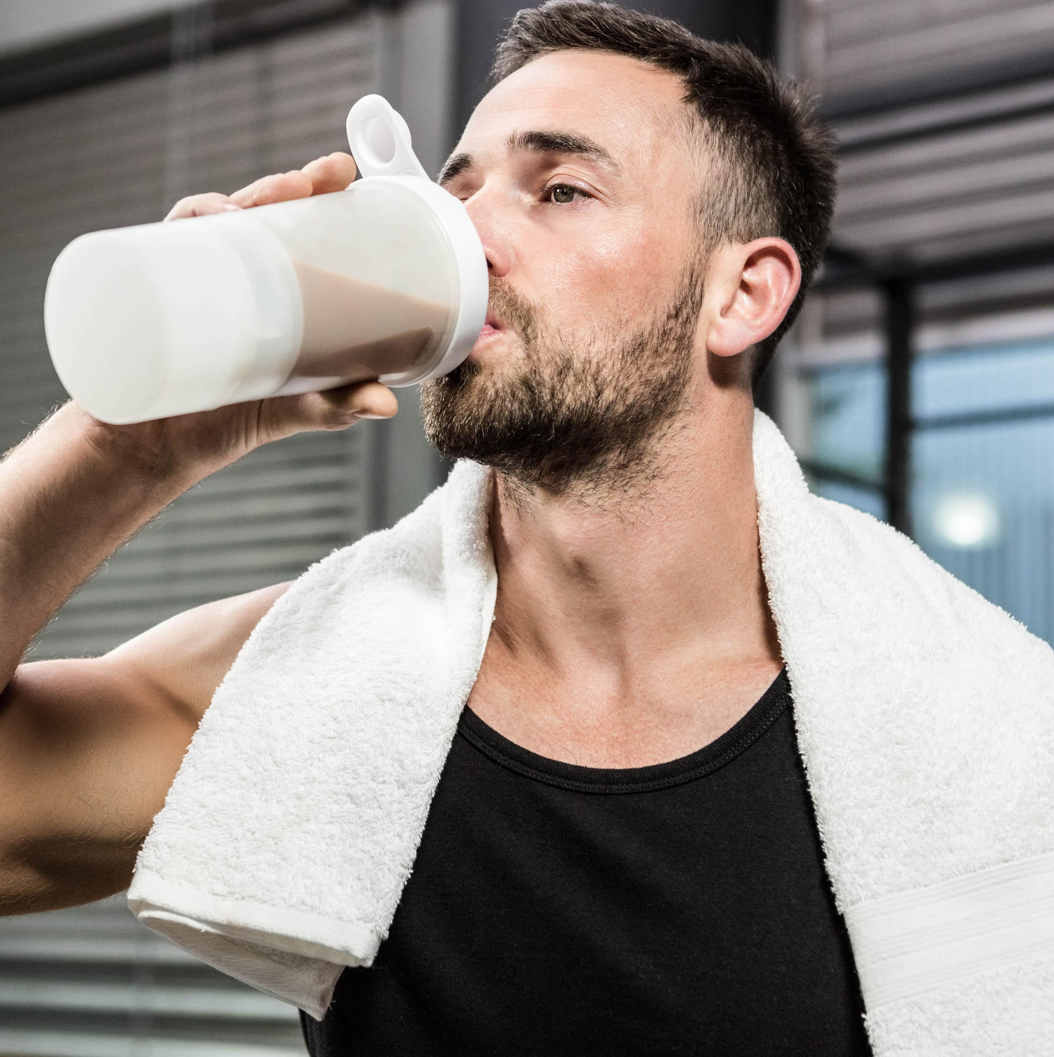 Co jíst po cvičení?